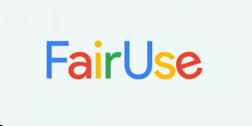 Google Fair Use