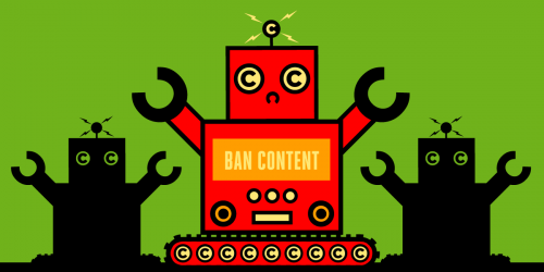 Copyrightbot Article 13