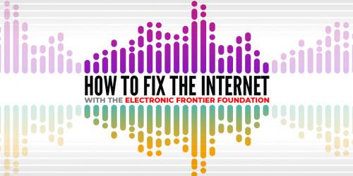 EFF Podcast logo