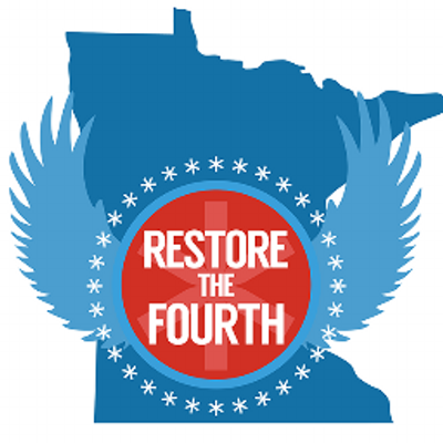 The logo of Restore for Fourth Minnesota.