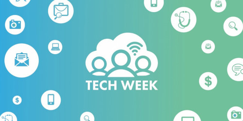 2021 San Francisco Public Library Tech Week banner