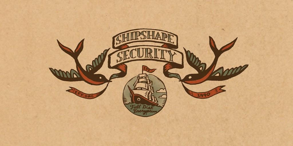 Shipshape Security Membership Drive