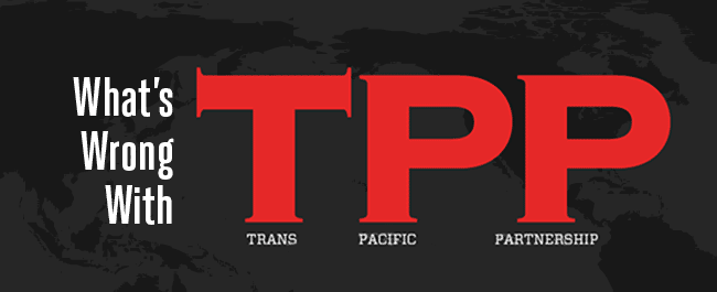 What's Wrong With TPP