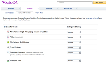 UPDATED: Opt-Out Required to Prevent Your Yahoo! Mail