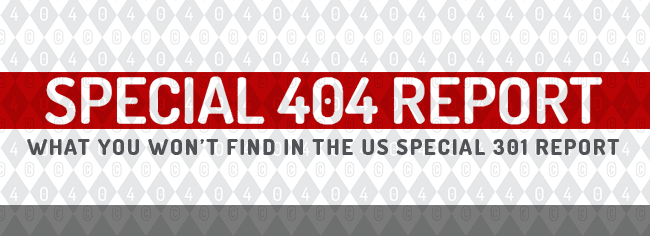 special 404 report
