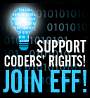 Support Coders' Rights With EFF!