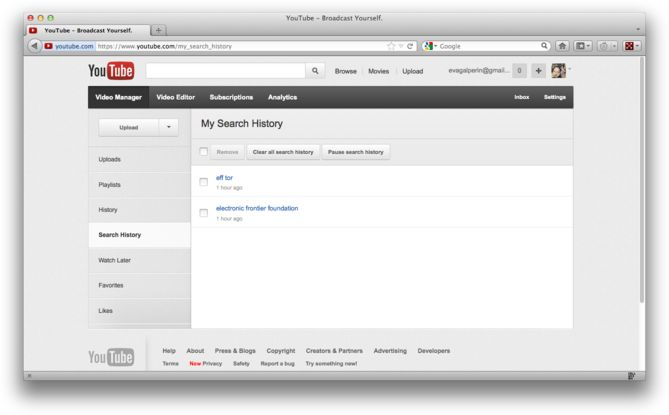 08 0 How to Clear Your Google Browsing and Video History Before the New Google Privacy Policy Is Implemented