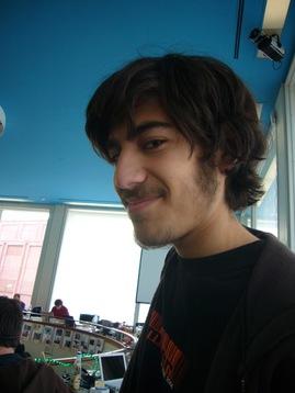 Aaron Swartz at CCC
