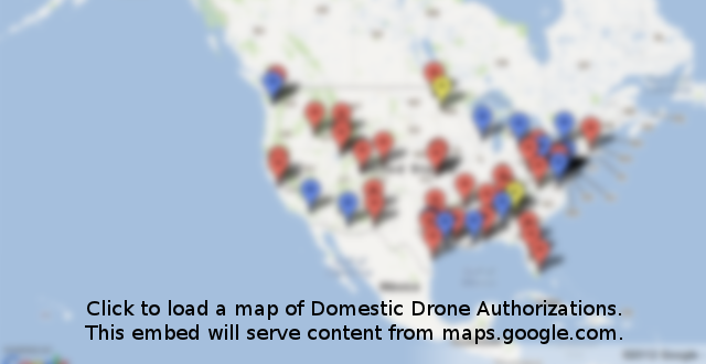 FAA Releases Lists Of Drone CertificatesMany Questions Left - Drone maps google