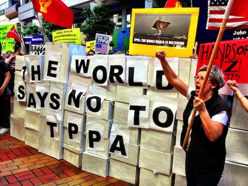 tppa tpp demand progress civil society transparent decisions
