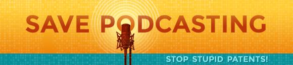 Save Podcasting!